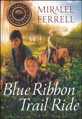 Blue Ribbon Trail Ride book cover