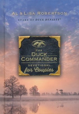 Duck Commander Devotional For Couples book cover
