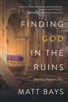 Finding God in the Ruins book cover