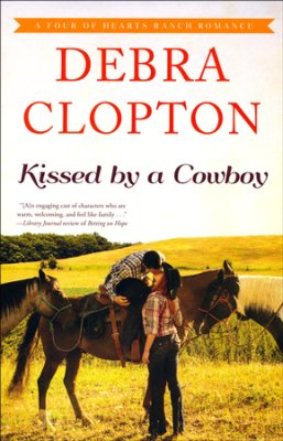 Kissed By A Cowboy book cover