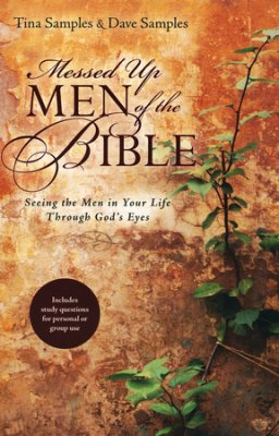Messed Up Men of the Bible book cover