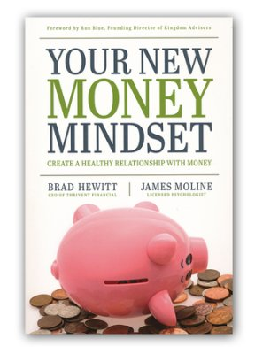 Your New Money Mindset book cover