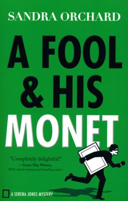 a fool & his monet book cover