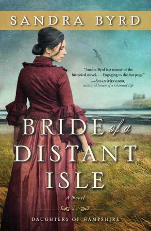 Bride Of A Distant Isle book cover