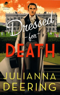Dressed For Death book cover