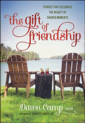 Gift Of Friendship book cover