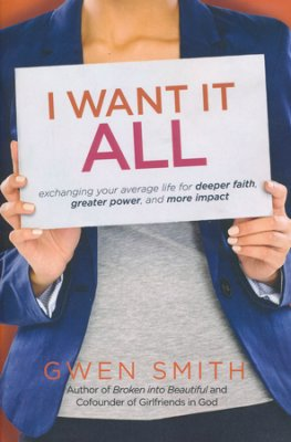 I Want It All book cover