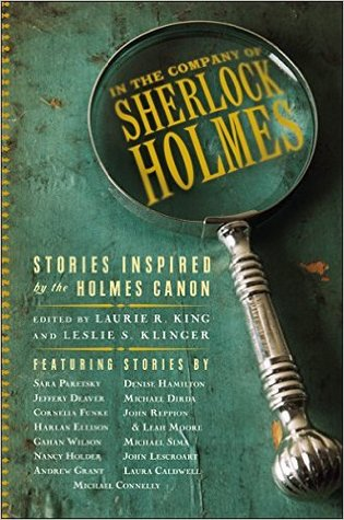 In the Company of Sherlock Holmes book cover