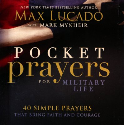 Pocket Prayers For Military Life book cover