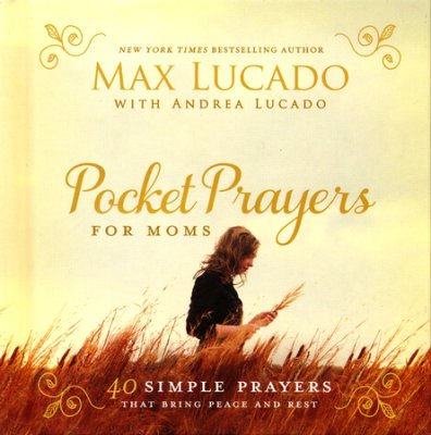 Pocket Prayers For Moms book cover