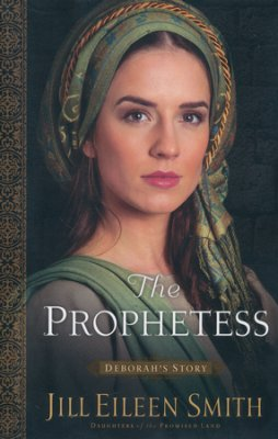 Prophetess book cover