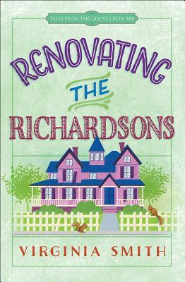 Renovating the Richardsons book cover