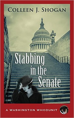 Stabbing in the Senate book cover