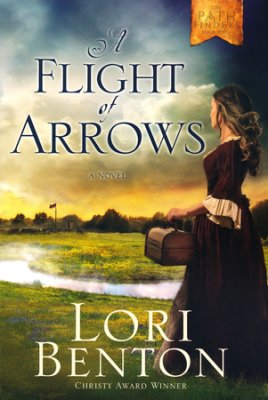 A Flight of Arrows book cover
