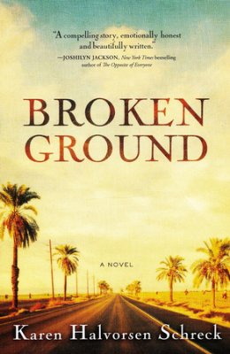 Broken Ground book cover