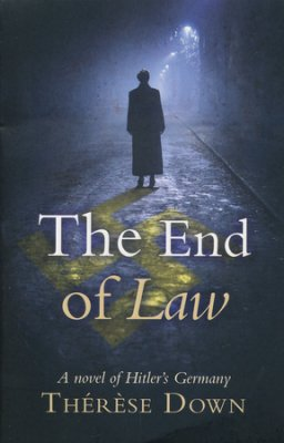End Of Law book cover