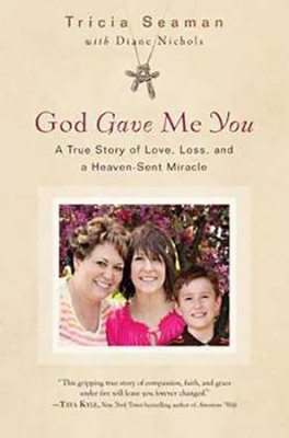 God gave me you book cover