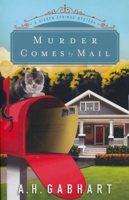 Murder Comes By Mail book cover