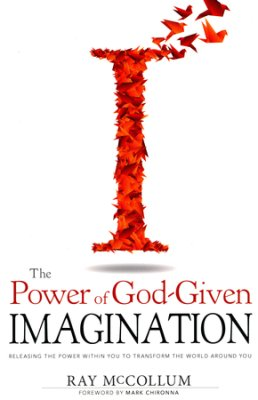 Power Of God-Given Imagination book cover