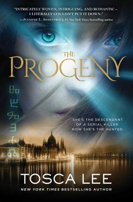 The Progeny book cover