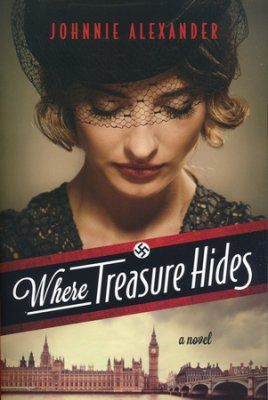 Where Treasure Hides book cover
