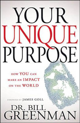 Your Unique Purpose book cover