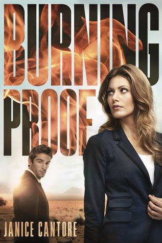 Burning Proof book cover