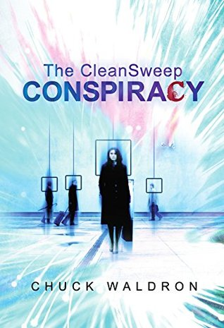 CleanSweep Conspiracy book cover