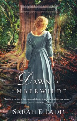 Dawn at Emberwilde book cover