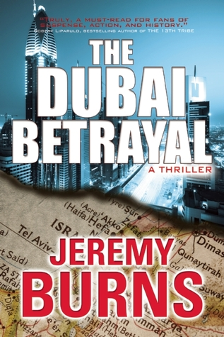 Dubai Betrayal book cover