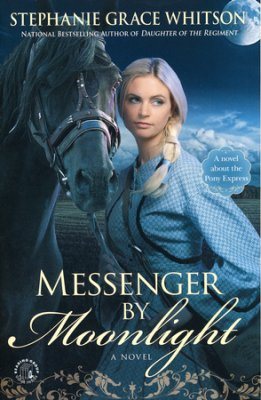 Messenger By Moonlight book cover