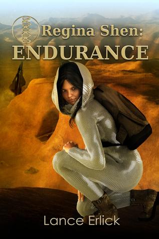 regina shen endurance book cover