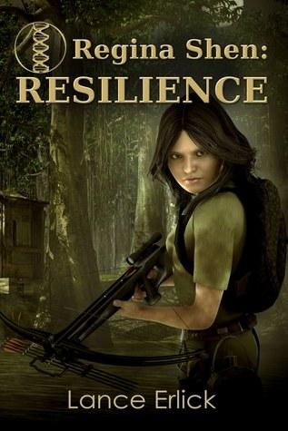 Regina Shen resilence book cover