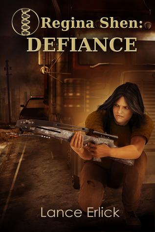 Regina Shen Salvage book cover