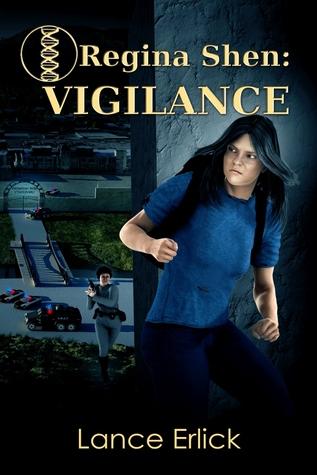 Regina Shen Vigilance book cover