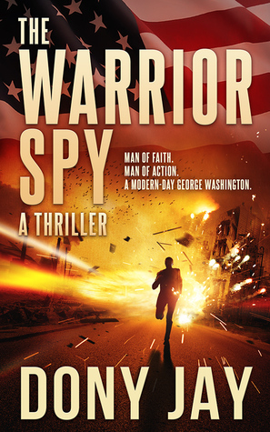 The Warrior Spy book cover