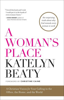 A Woman's Place book cover