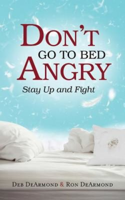 Don't Go to Bed Angry book cover