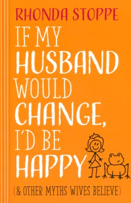 if my husband would change book cover