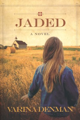 Jaded book cover