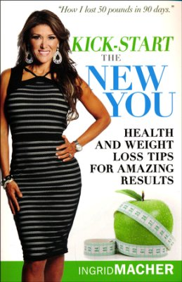 Kick-Start The New You book cover