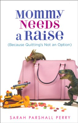 Mommy Needs a Raise book cover