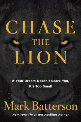 Chase The Lion book cover